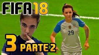 FIFA 18 El Trayecto CAPITULO 3 Parte 2 - ALEX HUNTER Gameplay Fran MG | Modo Historia COMPLETO