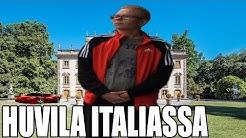 HUVILA ITALIASSA -VALMENNUKSET & KONTULAN TAPPELU