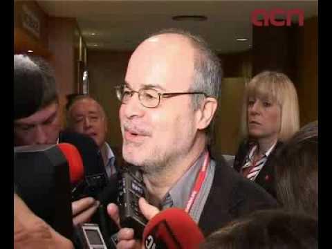 Castells contradiu Zapatero i insisteix que les xifres donades per Saura són les reals