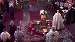 Liturgia Kajaanista 10.11.2019