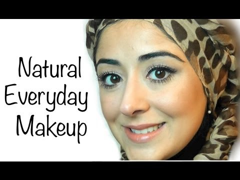Natural Big Eyes Makeup Tutorial
