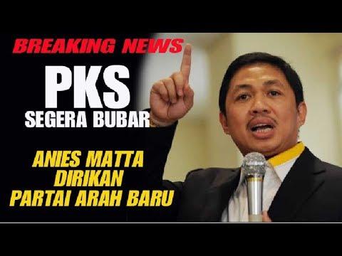BREAKING NEWS  PKS SEGERA BUBAR DAN MEMBENTUK PARTAI BARU BERNAMA PARAI ARAH BARU INDONESIA