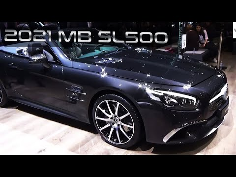 2021 Mercedes Benz Sl500 Amg Will Share The Same Drive Train And Electrical Architecture Youtube