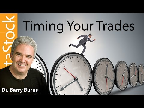 Timing Your Trades