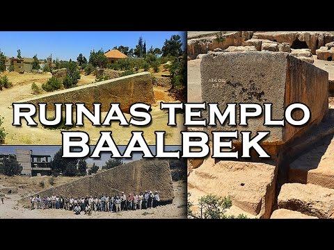 Las Impactantes Ruinas Megalíticas del Templo de Baalbek | VM Granmisterio