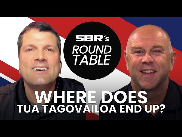 The Table Discuss Tua Tagovailoa's Future for The NFL Draft 2020   SBR Roundtable
