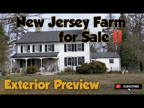 New Jersey Farmhouse Tour
