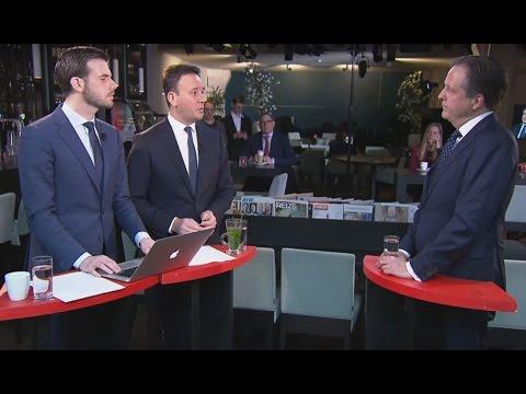 Live: Alexander Pechtold van D66