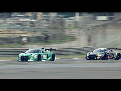 Rounds 7 & 8 – TV highlights show   Shanghai International Circuit, Shanghai