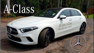 Mercedes-Benz A-Class | An Australian review and first drive