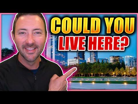 Living In Bellevue Washington [Full Vlog Tour]