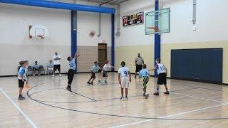 "Roman Miller...8 year old basketball star ""Poppin""..3rd grade..Oklahoma...Class of 2025"