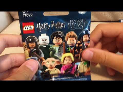 ЛЕГО Минифигурки ГАРРИ ПОТТЕР и ФАНТАСТИЧЕСКИЕ ТВАРИ 2018! Minifigures LEGO Fantastic Beasts 71022!