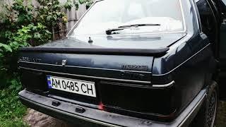 Mazda 323 1.7D BF Мотор, ходовка, подкапотное пространство.