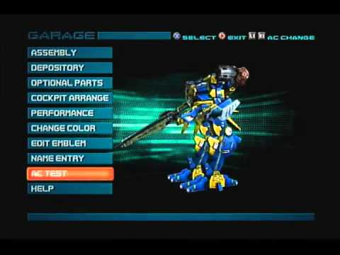 Armored Core 2: Another Age mech design (Roo'Jizah)