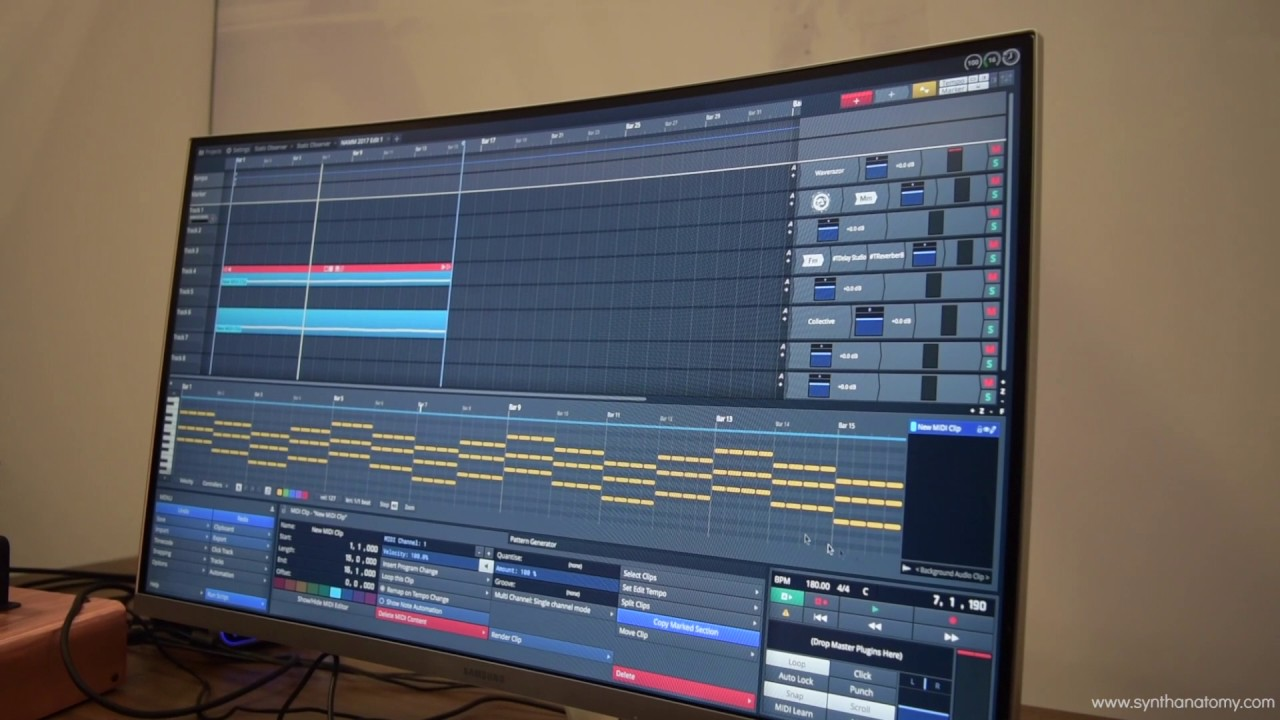 Tracktion renamed to Waveform coming soon - PG Music Forums