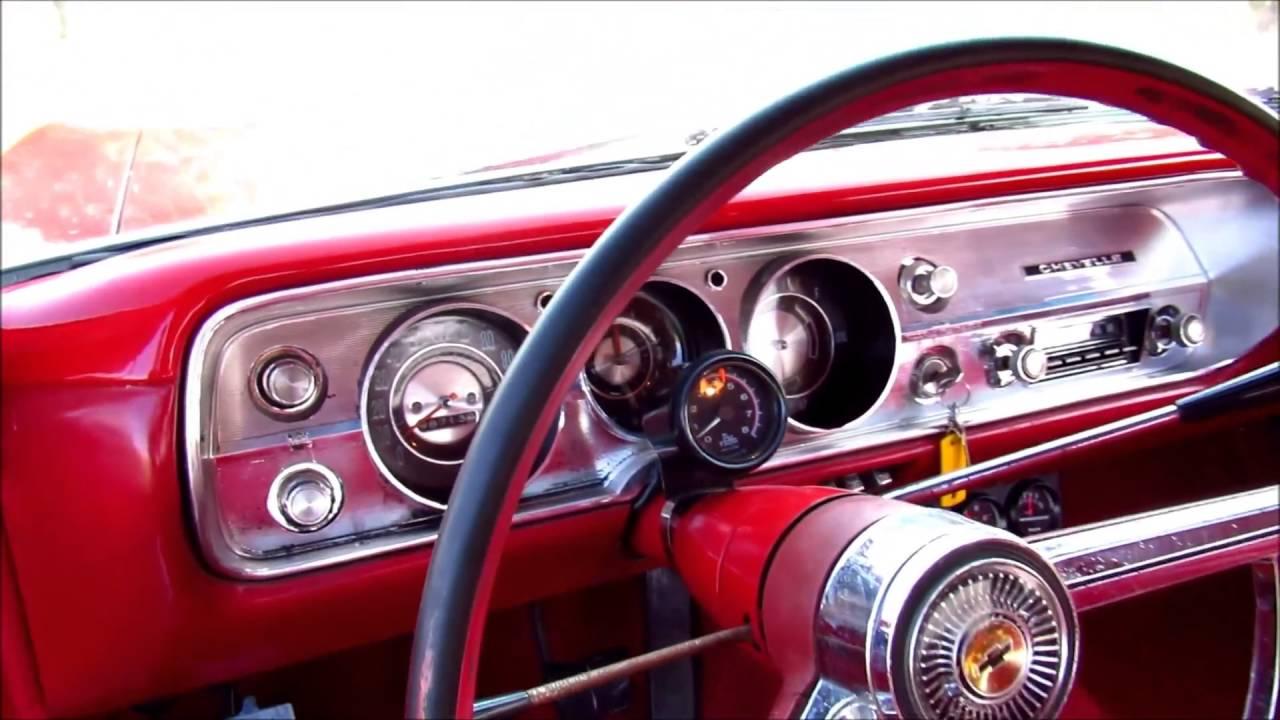 1965 Chevelle Malibu #'s Matching 283 V8 Manual $18,500 DALLAS TX