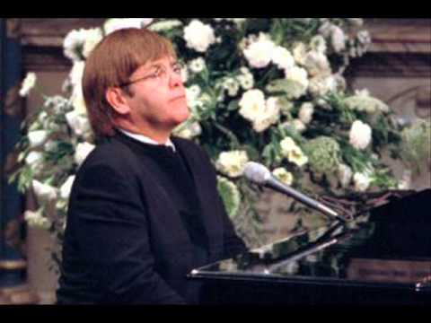 "ELTON JOHN ""CANDLE IN THE WIND 1997"" LIVE"