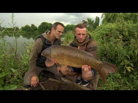 Korda Thinking Tackle Season 9: Ep6 Simon Scott at Walthamstow Reservoir| Carp Fishing