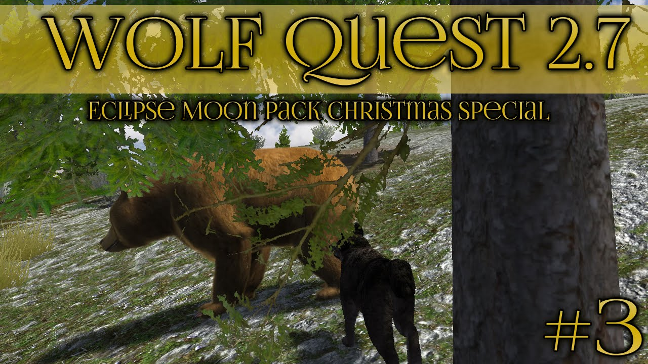 how to find a den in wolfquest