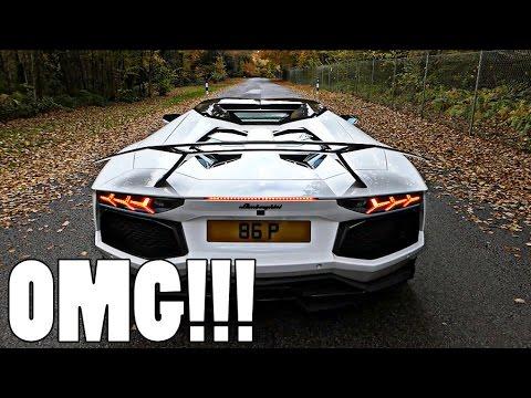 My Favourite Modified Lamborghini Aventador Youtube