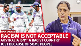 Racism is not ACCEPTABLE in any way | Racism Incident with Indian Team | Shoaib Akhtar | SP1N