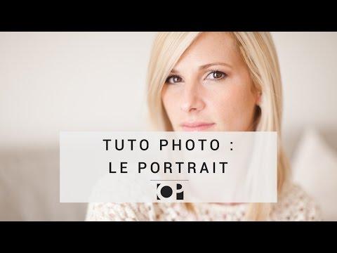 Portrait Photo - 5 conseils pour de meilleures images.m4v
