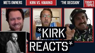 Kirk Reacts To The Barstool Rundown 6-22-2020 - Kirk Is Not In The Red
