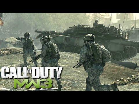 "Battle of Hamburg ""Goalpost"" - Modern Warfare 3 NPC Wars |"