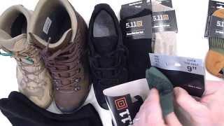 видео Какой материал кроссовок лучше подходит для туристов?