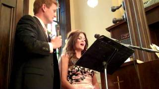 Celtic Alleluia - Jonathan and Elizabeth