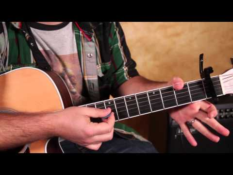 How to Play - Clarity -  by Zedd featuring Foxes -  Acoustic Song Lessons on Guitar