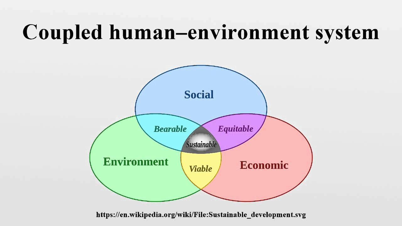 Coupled Humanenvironment System Youtube