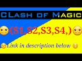 CLASH OF CLANS/MAGIC (S1,S2,S3,S4)LINK IN DESCRIPTION BELOW 😀😀
