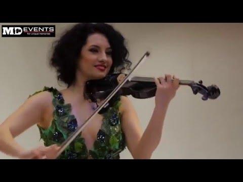 David Guetta - Dangerous - Violin Cover by Graziella