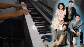 HIVI - Siapkah Kau 'Tuk Jatuh Cinta Lagi Piano Cover