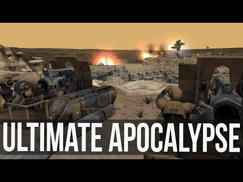 Dawn of War UA - Revenge of the Imperial Guard