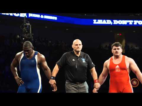 Never Give Up: Greco-Roman Wrestling at the 2015 World Championships