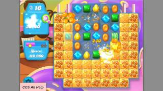 Candy Crush SODA SAGA level 120 Honey