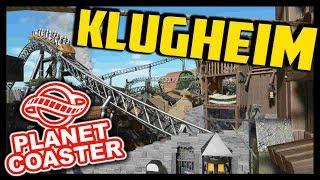 Klugheim - Wie in echt!! | PARKTOUR - Planet Coaster