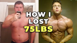 My TOP Fat Loss Tips & Appetite Hacks That Got Me Shredded For The First Time | FAT TO SHREDDED