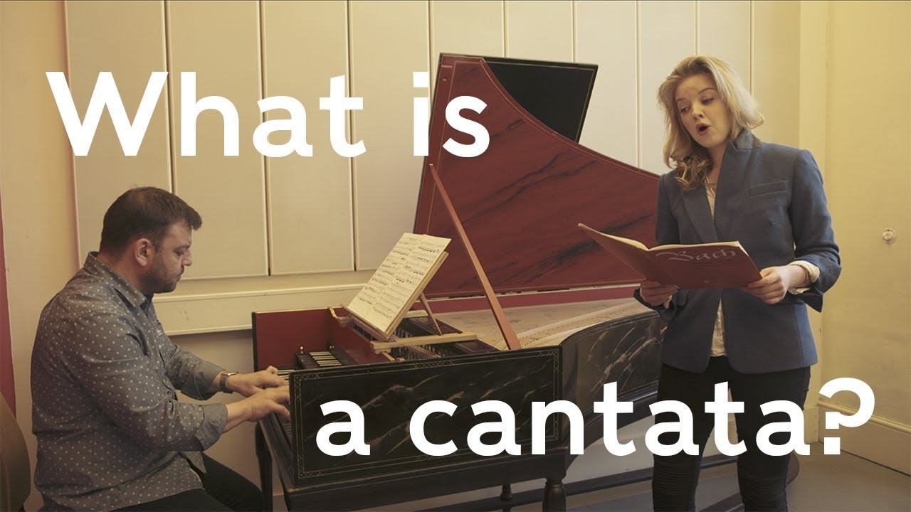 What is cantata