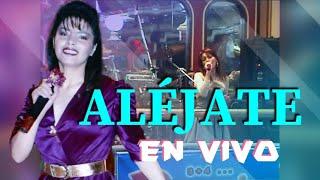 VIDEO: ALEJATE en VIVO
