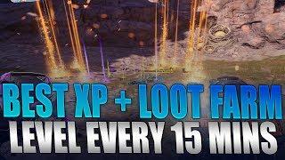 Borderlands 3 - Best XP Leveling + Loot Farm Guide! Fast Levels & Tons of Legendaries