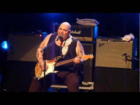 popa chubby back in the new york city / hey joe live le cargo à caen