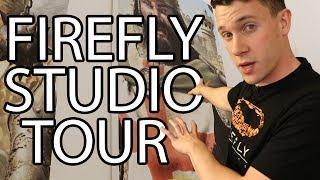 FIREFLY STUDIOS TOUR