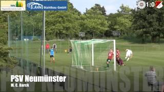 PSV Neumünster - FC Reher Puls // SH-Liga (29.8.2015)