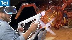 """BALLERN MIT VR-GUN - PS4 Aim-Controller im Test mit """"Farpoint"""""""