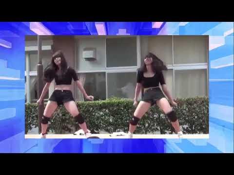 【sexy】ダブルJKの学園祭ダンス Japanese Sexy & Hot Schoolgirl Dancing!!【つぅくん】