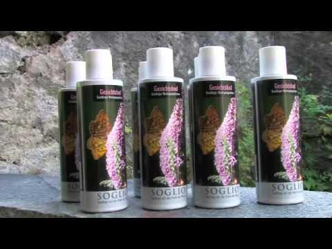 Soglio-Produkte - Sommerflieder (Buddleja)